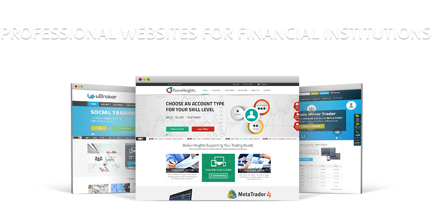 Forex Web Design